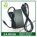 4series 14.4V 14.6V2A Lifepo4 charger  for   3.2V*4series  Lifepo4 battery pack  electric power for tool good quality