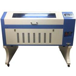 6090 Laser grawer laserowy 9060 80 w TL410 Laser kontroler DSP Co2 grawerowanie laserowe sklejki wycinarka laserowa obrabiarka CNC DIY w Frezarki do drewna od Narzędzia na