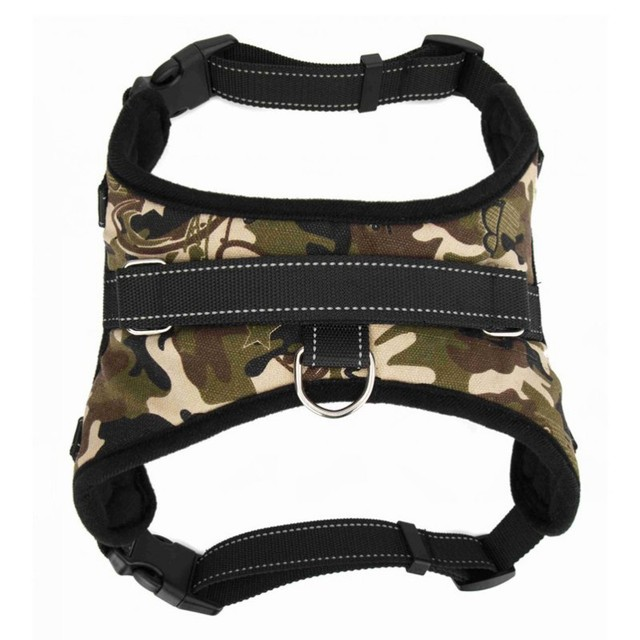 Harness Vest Collar  for Small Medium Large Dogs with Hand Strap Walk Out