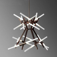 Modern Hill Agnes Minimalist Art Decoration Branch Lamp with Italian chandelier lighting for Living Room