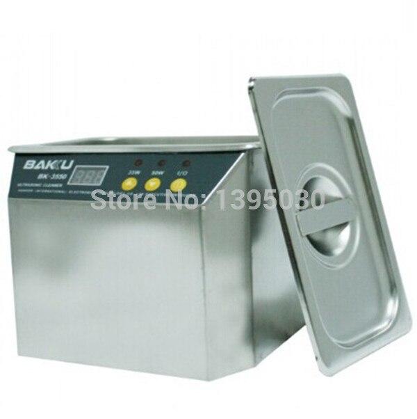 Stainless Steel Ultrasonic Cleaner,,BK-3550.220V or 110V For Communications Equipment