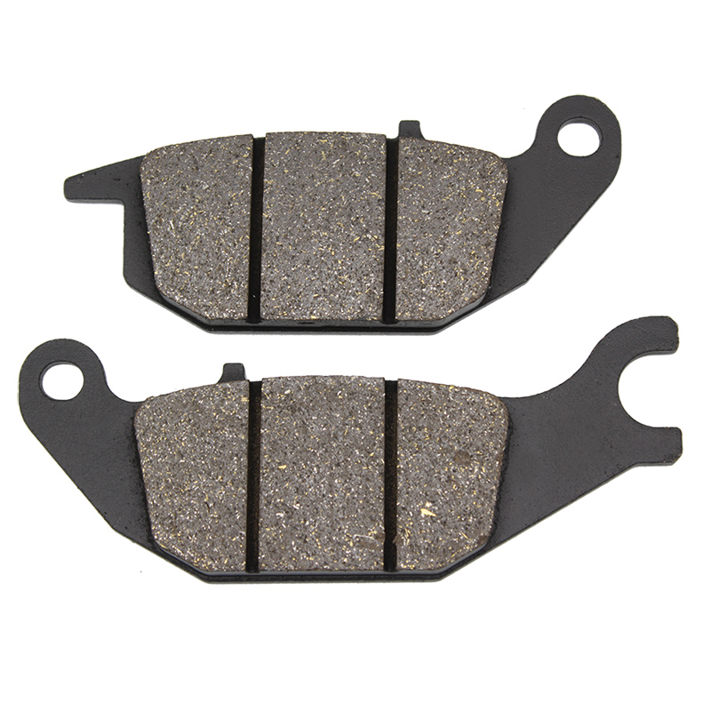 Cyleto Motorcycle Rear Brake Pads for HONDA CBR125R CBR 125 R CBR 125R 2004-2006 XL125 XL 125 Varadero 2001-2011 CBR150R 00-03