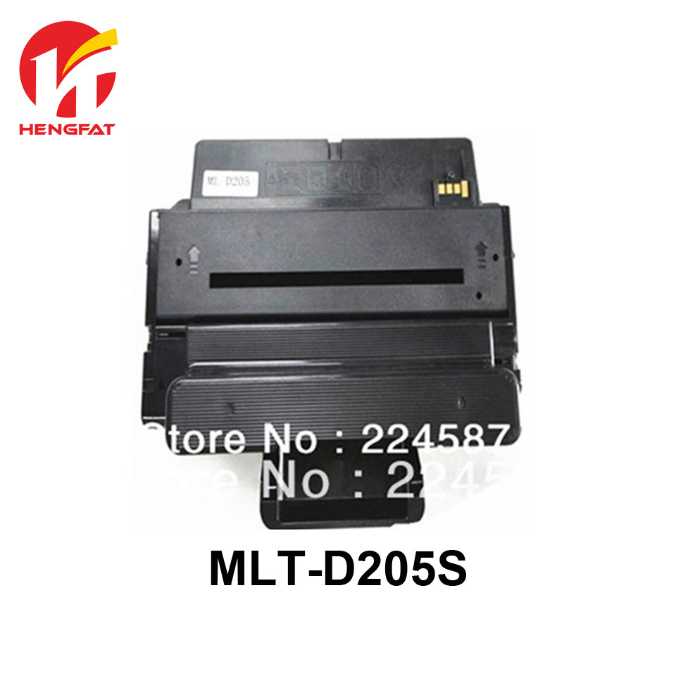 Compatible Toner Cartridge MLT-205S MLT-205 205S 205 for use in 3300/3310/3312/3712/3310/3312//3710/5739 lcl mlt d204e mltd204e d204 204e 204 1 pack black 10000 pages toner cartridge compatible for samsung sl m3825 4025 3875 4075