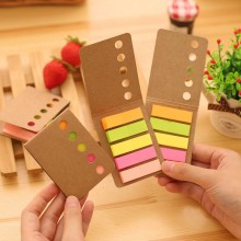 Multifunction Self-Adhesive Colorful Paper Stickers Set