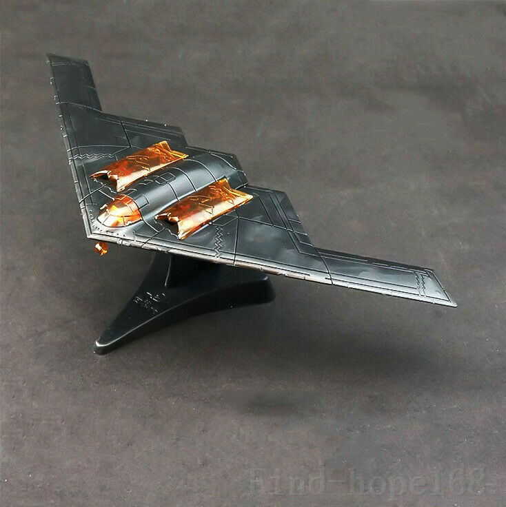 Figure B-2 Spirit 4D  Bomber Assembly Airplane Model Puzzle Building
