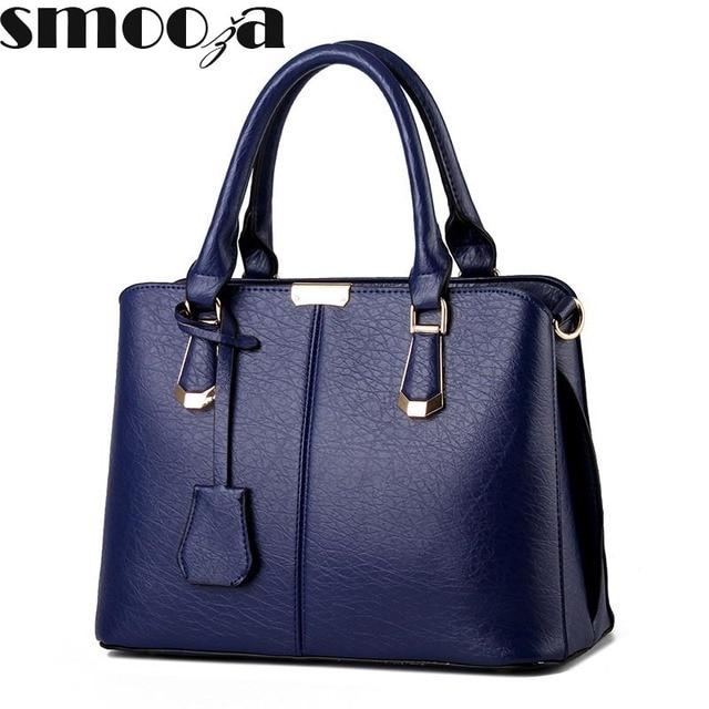 smooza women luxury handbags new stylish female shoulder bag sac a