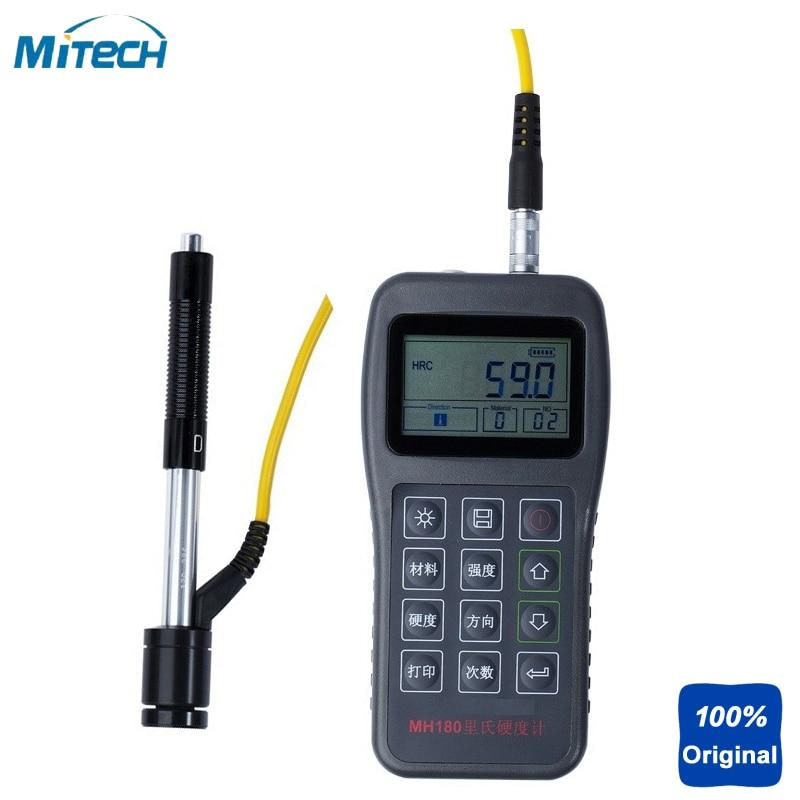 Portable Metal Durometer Leeb Hardness Testers Hardness