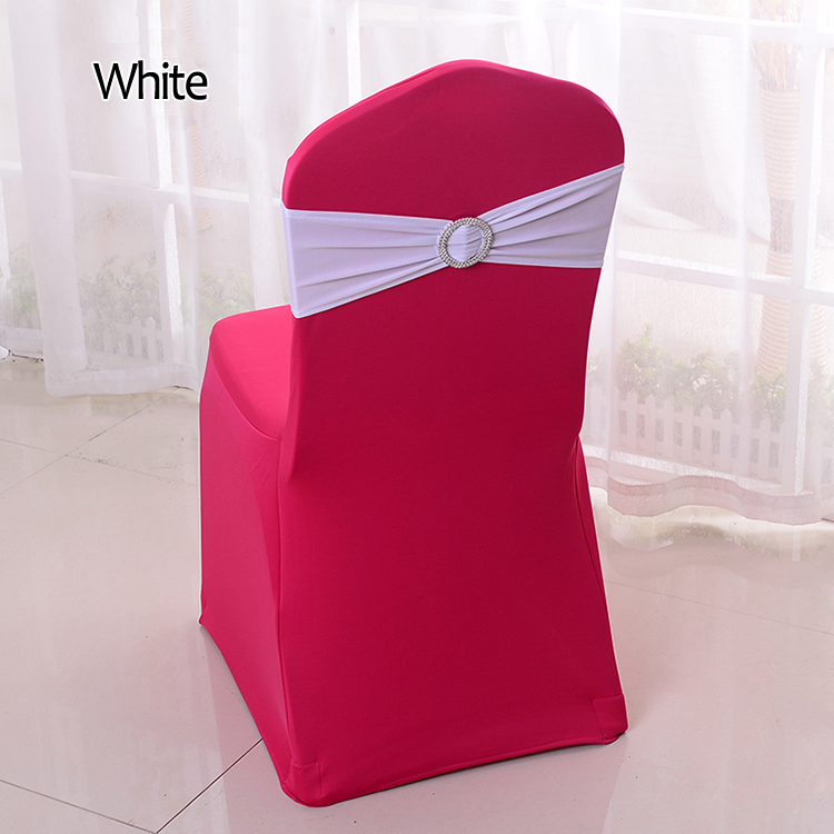 Provided Wedfavor 100pcs Universal Self Tie Satin Chair Covers Wedding Wrap Chair Covers For Banquet Hotel Party Decoration Consumers First Home Textile