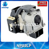 NP03LP Compatible Projector Lamp Bulb For NP60 NP60 NP61 NP61