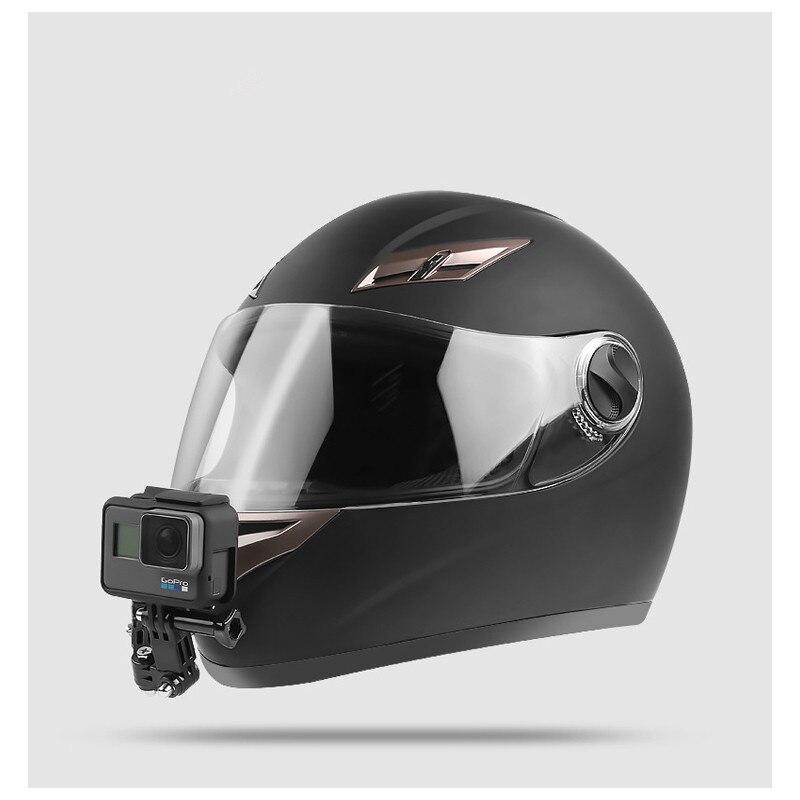 3X 360 grados de montaje casco ajustar 3M Adhesivo Perilla Adaptador para GoPro HERO 4 O1L4