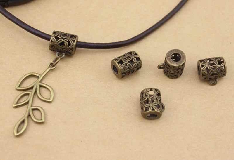 DC 30 sztuk/partia antyczny brąz/srebrny wisiorek naszyjnik zapięcie złącza instrumentu umorzenia lub konwersji długu koraliki w stylu Vintage urok biżuterii złącza dla DIY biżuteria