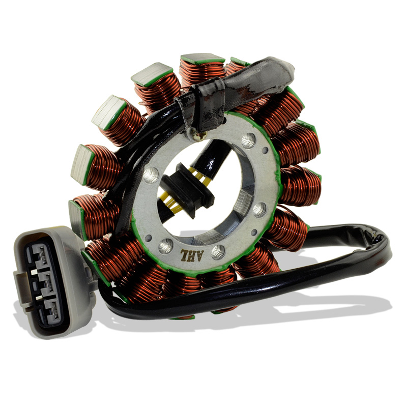 100 New High Output MOTORCYCLE MAGNETO Stator Coil For Kawasaki ZX 10R ZX10R ZX 10R NINJA