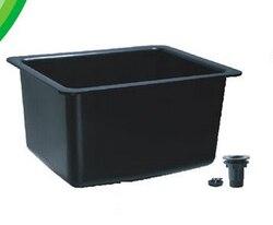 P01 grande taille haute qualité évier évier eau Conection Durable fileté