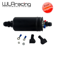 WLRING STORE Free shipping- EFI 380LH 1000HP TOP QUALITY External Fuel Pump E85 Compatible 044 style New WLR-FPB003