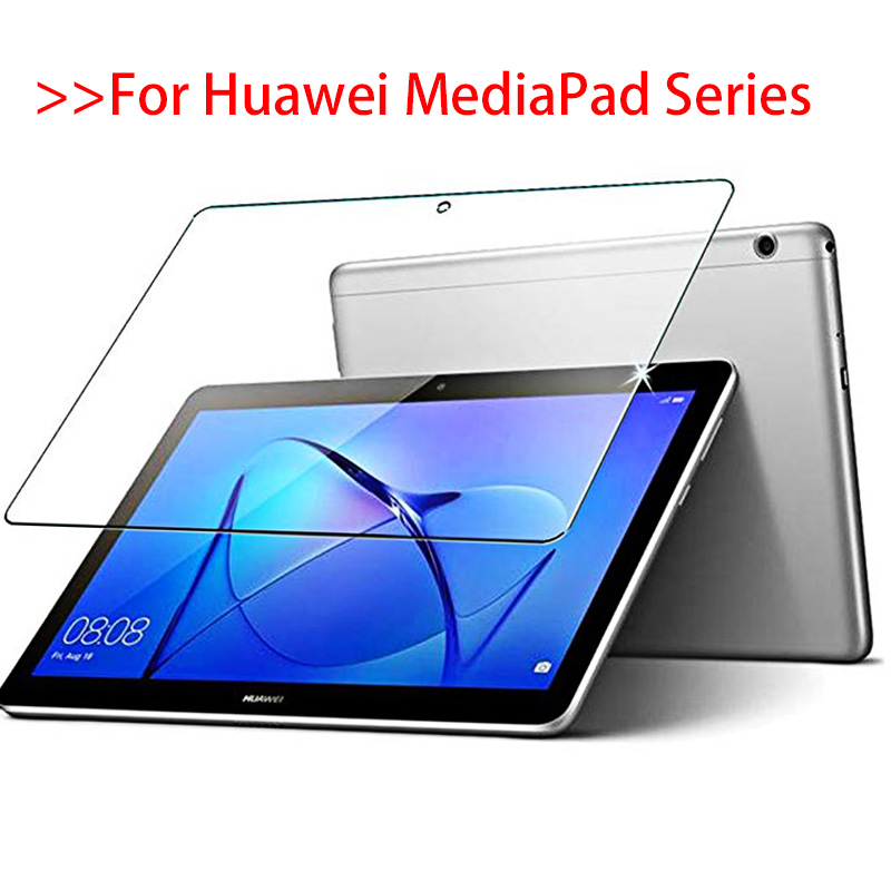 Glass for <font><b>Huawei</b></font> <font><b>Mediapad</b></font> T3 <font><b>10</b></font> 9.6 Tempered Glass For <font><b>Huawei</b></font> T3 <font><b>M3</b></font> <font><b>lite</b></font> T 3 WIFI 4G 7 8.4 8 <font><b>10</b></font>.<font><b>1</b></font> Screen Protective Tablet Film image