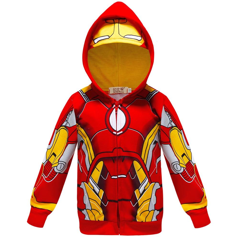 sweatshirt The Avengers iron man hulk captain america thor hoodie sweatshirt