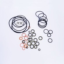 цена на 1 Bag HP0 094040-0030 Fuel System Injection Pump Repair Kit Diesel Common Rail Overhaul Full Set Gasket Sealing Washer Shim