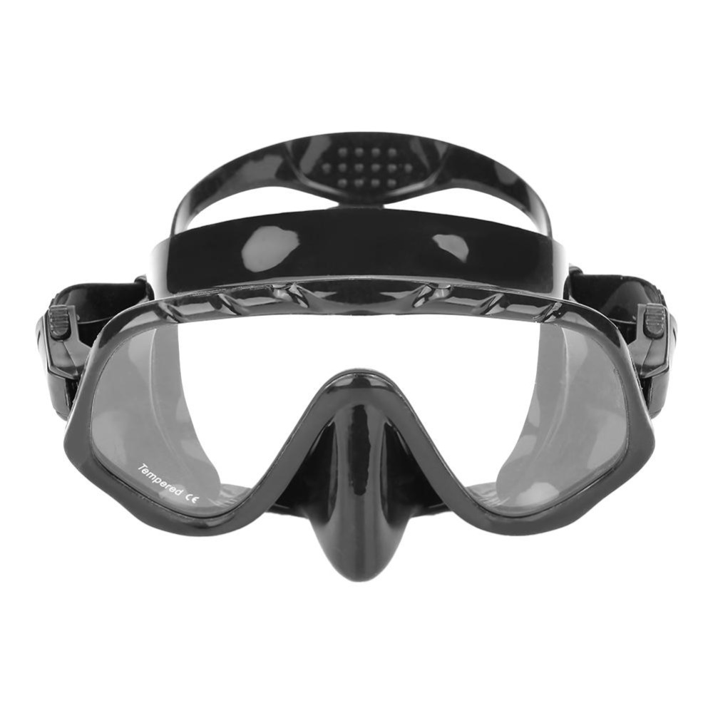 35c4db73d497 WHALE Electroplated Anti Fog Anti UV Snorkeling Goggles Diving Mask ...