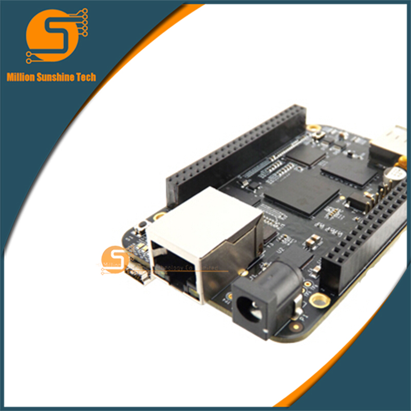 все цены на Free shipping BeagleBone Black TI AM335x Cortex-A8 development BB-Black Rev.C онлайн