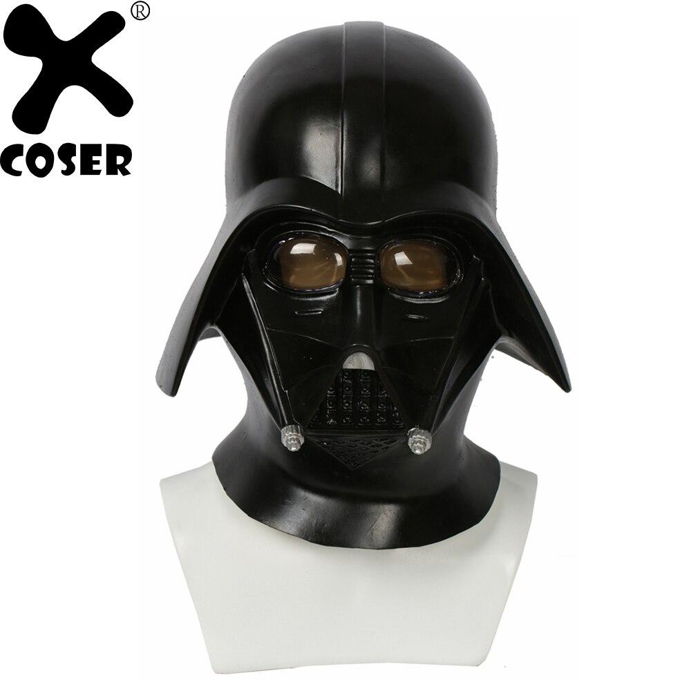 Star Wars Darth Vader Deluxe Adult Two Piece Helmet