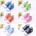 Чистая поверхность дышащей моды детская обувь/младенческая противоскользящие мягкое дно 0-1 лет малыша обувь/бесплатная доставка