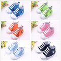 Net surface breathable fashion baby shoes/infant anti-slip soft bottom 0 - 1 year old toddler shoes/free shipping