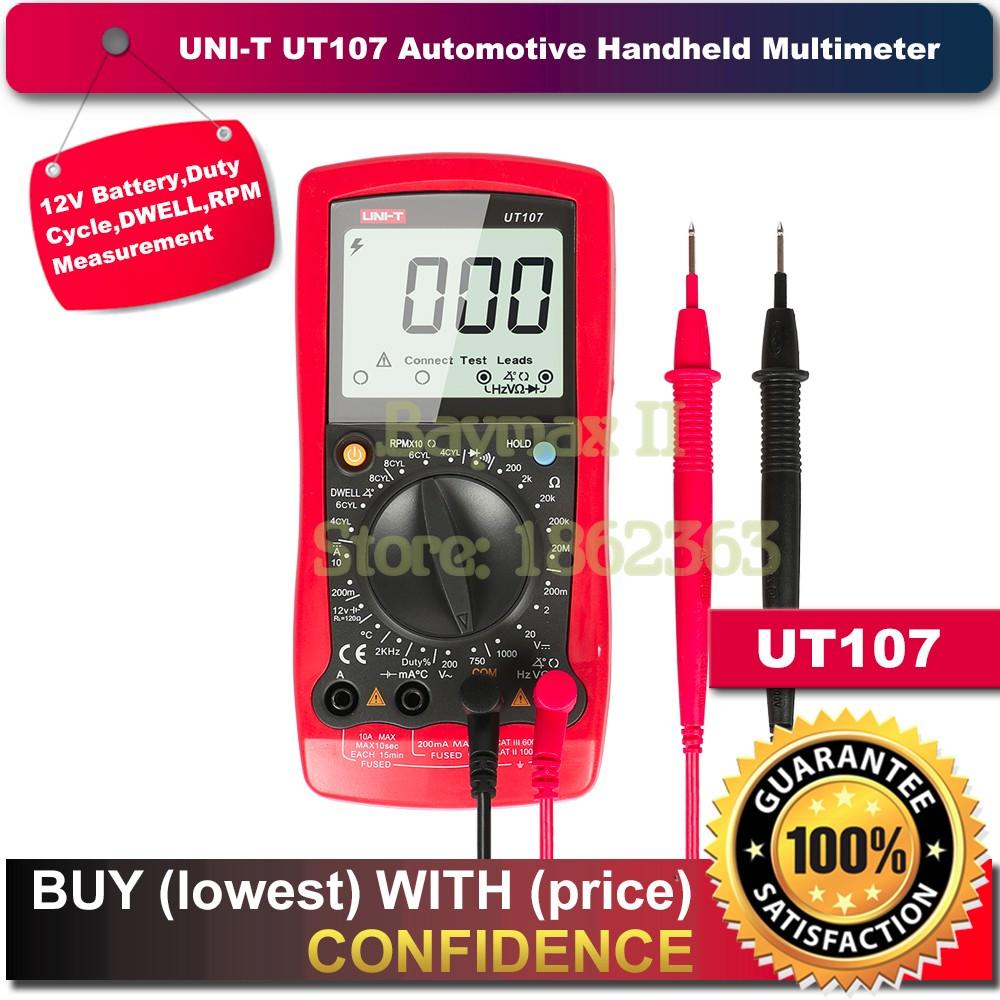UT107-Automotive-Handle-Multimeter