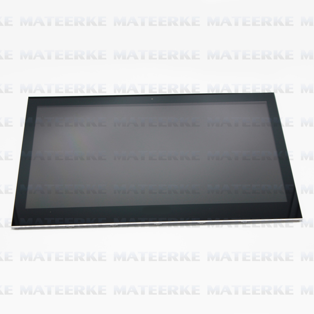 LCD Screen Assembly Touch Digitizer + Bezel For Sony VAIO T15 SVT15 SVT15115CXS,Free Shipping цена