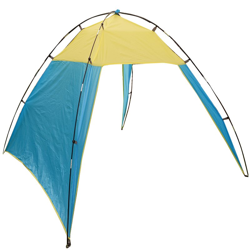175150140cm Outdoor Camping Sun Shelter Shade Beach Tent for Summer Holiday Fishing Swimming Boat Fishing Roof Tent 3-4 Person (2)