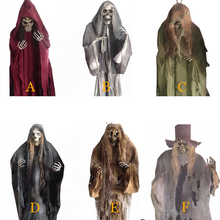 5 Feet Hanging Horror Ghosts Cloth For Halloween Party Decoration
