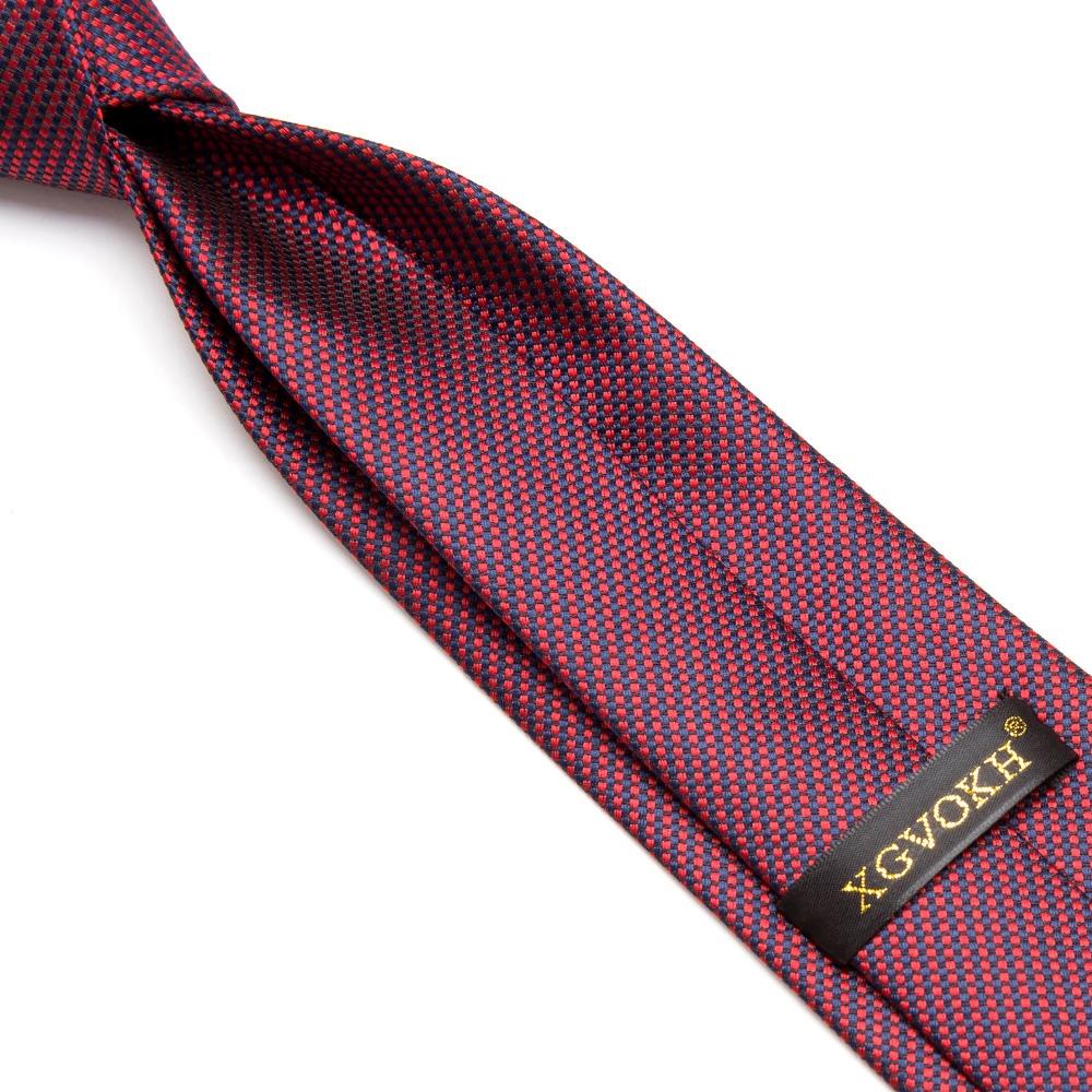 Męski krawat Formalny ślub firmowy vestidos Klasyczny pasek - Akcesoria odzieżowe - Zdjęcie 4