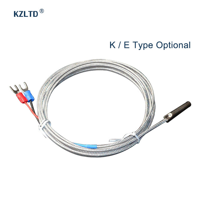 k type thermocouple probe high temperature sensor