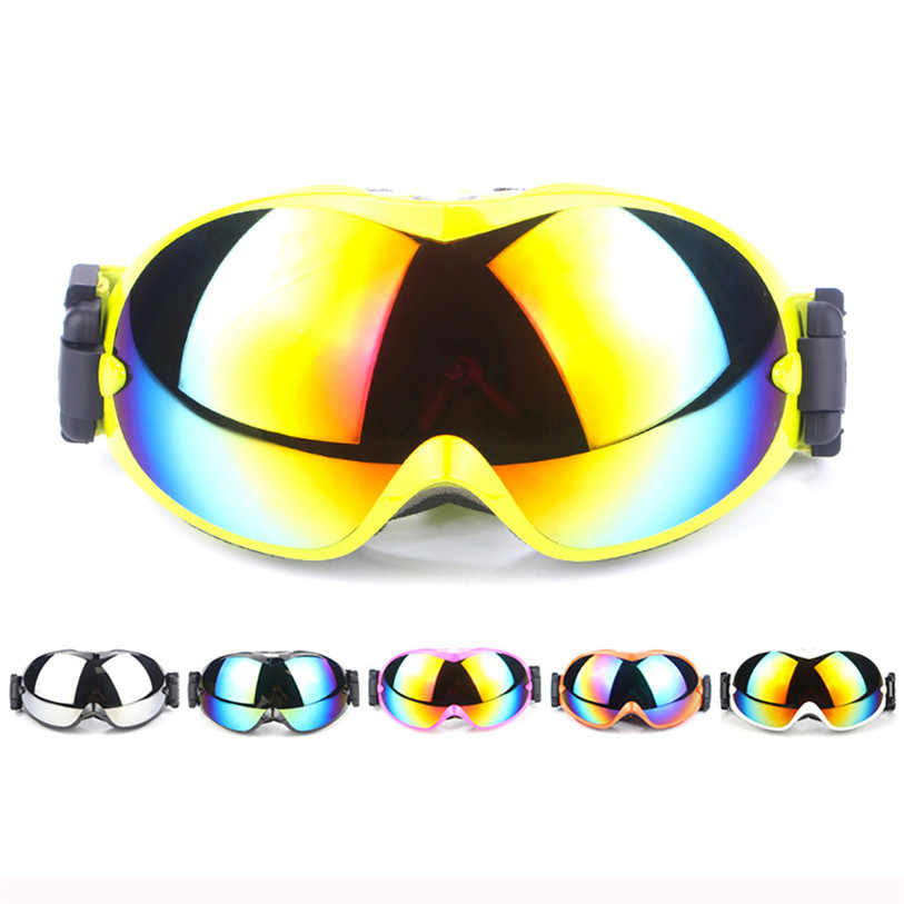 New Ski font b Snowboard b font Motorcycle Dustproof font b Sunglasses b font Goggles Lens