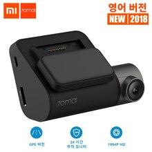 Xiaomi 70mai Pro Автомобильный видеорегистратор 1944 P 24 H парковка Motinor Английский Голос ADAS регистратор автомобиля GPS Функция супер чистый ночной вид