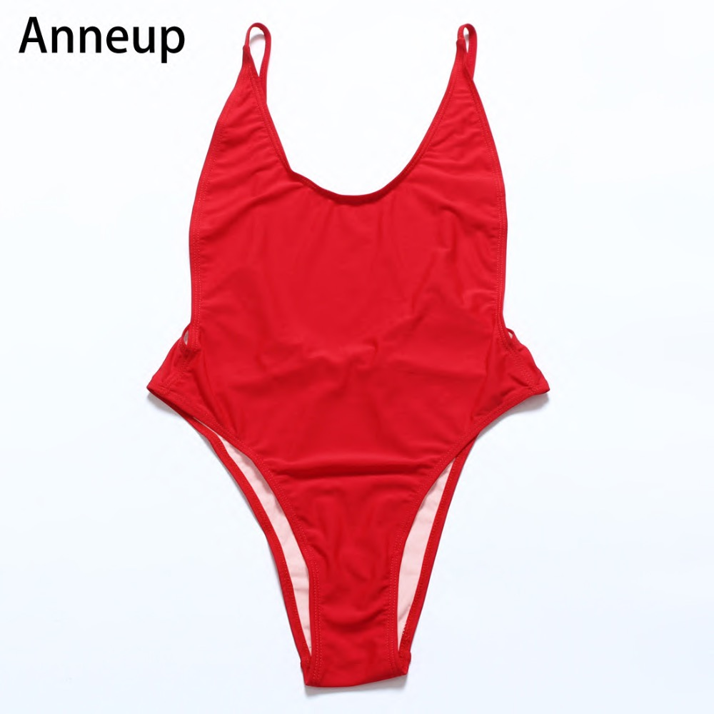 Cssayavi 2017 Hot Sling Bikini Solid Low waist Women