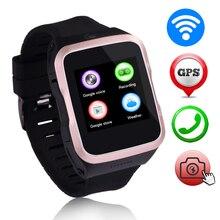 Android 5.1 S83 Smart Uhr 5MP Kamera Herrenuhren Luxus GPS/WCDMA/Wifi Smartwatch Armbanduhr Bluetooth Telefon Für iOS Android