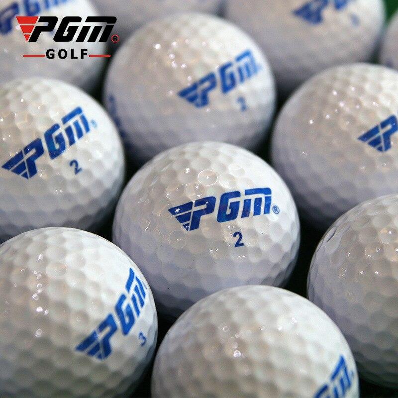 PGM Vastupidavad golfipallid