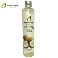 Tropicana 100 Natural Organic Extra Virgin Coconut Oil Thailand Best Cold Press Coconut Oil Skin Hair