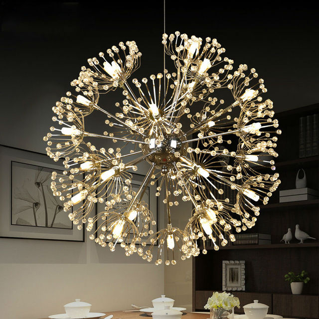 Modern led pendant light for lobby dining room flower arts deco modern led pendant light for lobby dining room flower arts deco lighting ac85 265v suspension aloadofball Image collections