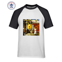 2017 Hot sale Mix Color Fashion Casual Dream Theater Images And Words Funk funny t shirt for men short sleeve