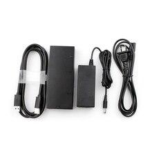 Для Microsoft xbox One адаптер Kinect для xbox One S X консоль блок питания для Windows 8 10 PC Kinect сенсор 2,0 адаптеры переменного тока