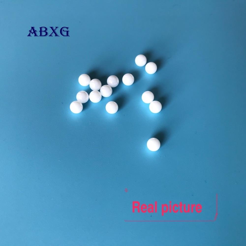 20pcs Dia 3//16/'/' 4.763mm Ceramic Bearing Ball ZrO2 Zirconia Oxide Ball New