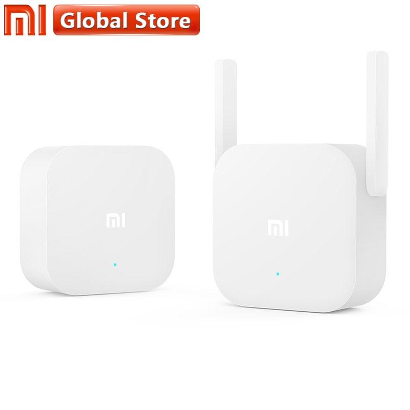 Оригинальный Xiaomi Wi Fi Ретранслятор Электрический мощность Cat 2.4g беспроводное устройство Range Extender маршрутизатор точка доступа 300MPS сигнала Ус...