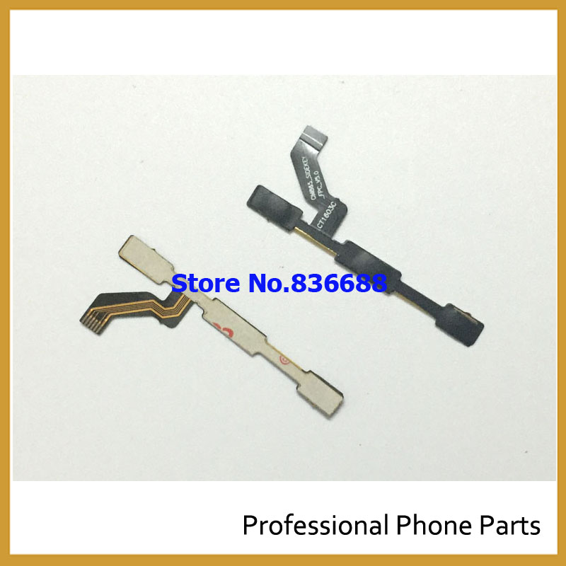 Original For Xiaomi Redmi Note 3 Power Volume Button Flex Cable Mainboard Cable Connector Replacement Parts