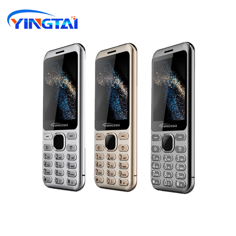 Image 2 - Oringinal new model YINGTAI S1 Ultra thin Metal Plating Dual SIM Curved Screen Feature Mobile phone Bluetooth Business Cellphone-in Cellphones from Cellphones & Telecommunications