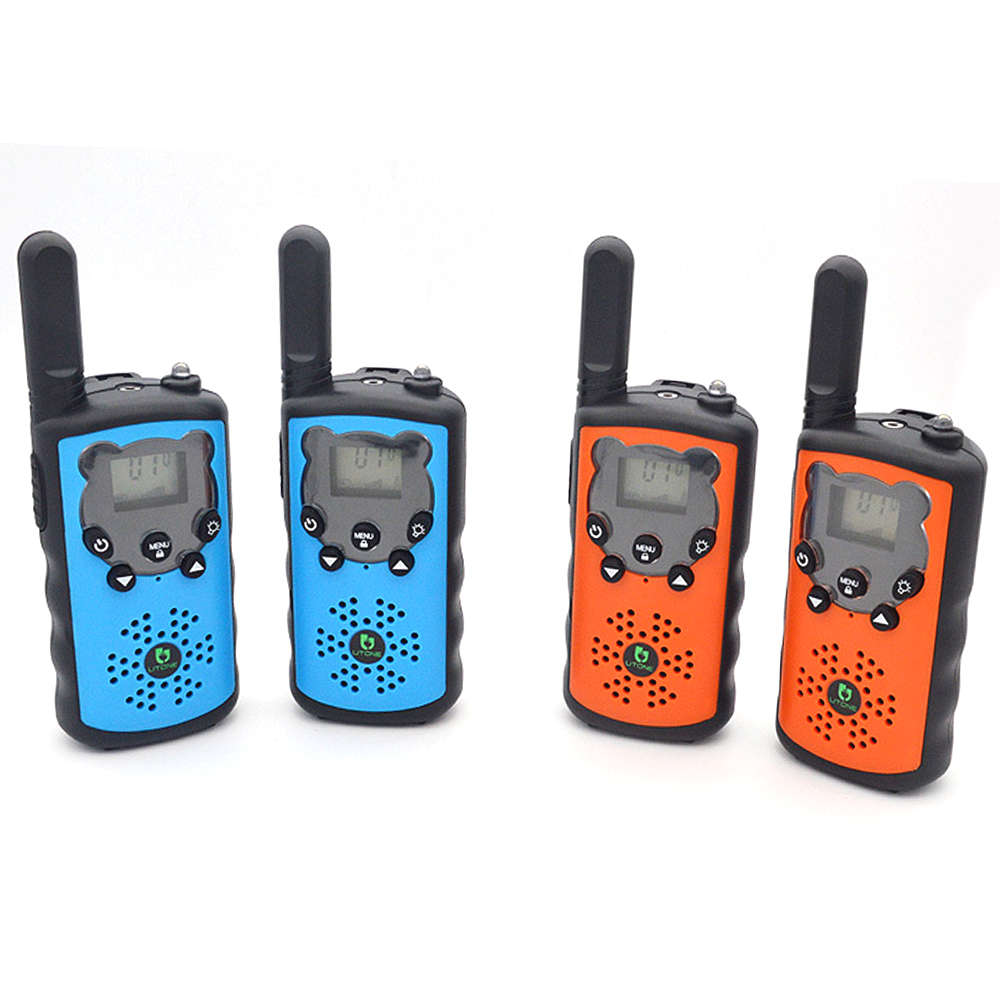Image 5 - 2pcs/lot UT308 walkie talkie backpacker two way radio outdoor hiking intercom high power-in Walkie Talkie from Cellphones & Telecommunications