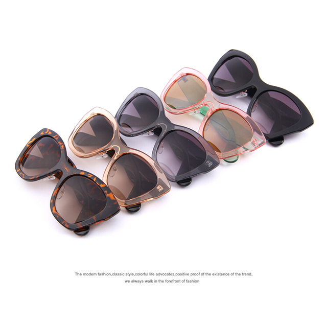Butterfly Eyewear Fashion Sunglasses Women Cat Eye High Quality