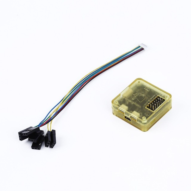 CC3D Openpilot Open Source cc3d Flight Controller 32 Bits Processor Flight Control For FPV QAV250 Quadcopter