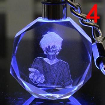 аниме Брелок кристалл Токийский гуль в ассортименте 1