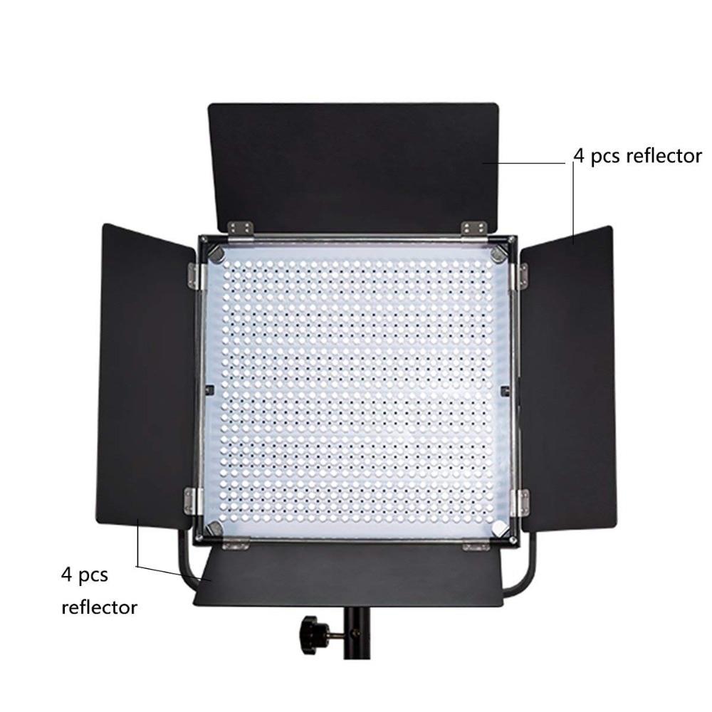 Pixel K80 Trådlös LED-videolampa 5600K med inbyggd 2,4 G trådlös - Kamera och foto - Foto 5